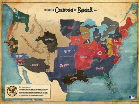 The United States of Baseball - NorthStarNerd.Org on 2014 mlb teams map, cincinnati reds map, mlb fan map, american baseball teams map, favorite baseball team map, midwest league baseball map, florida state league teams map, nba teams map, professional baseball teams map, mlb baseball teams map, college lacrosse teams map, mlb teams by map, all mlb teams map, california league teams map, major league football teams, college baseball teams map, major league lacrosse teams, nfl teams map, eastern league teams map, baseball park map,